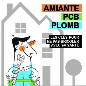 amiante, PCB, plomb: règles de l'art dans le canton de Genève